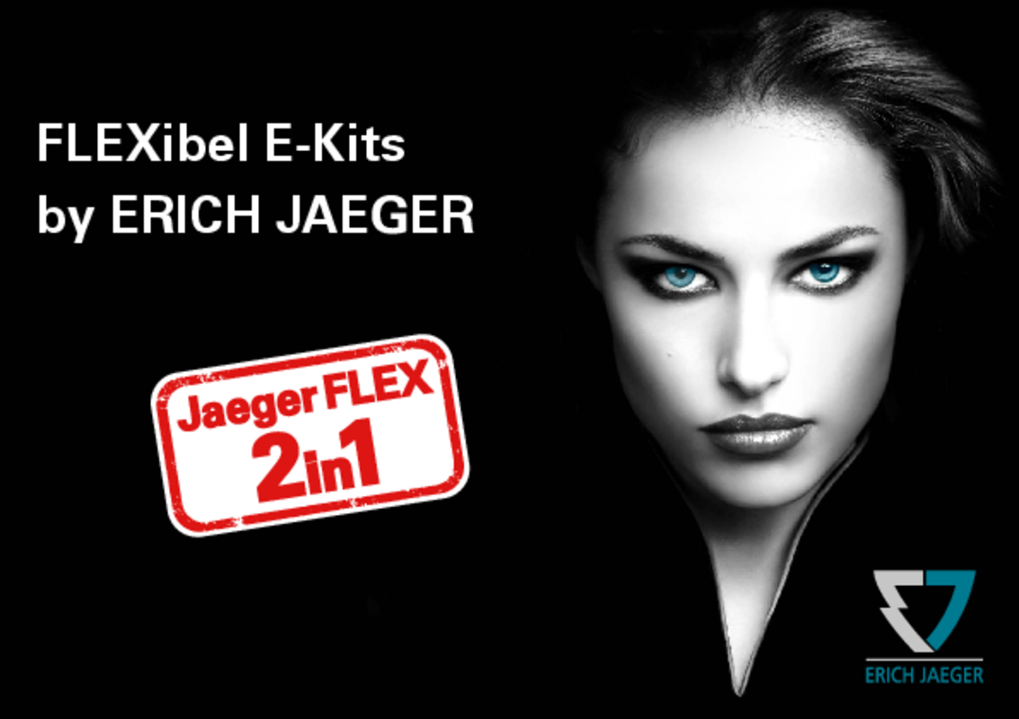 B8 ERICH JAEGER ELEKTROSATZ 13-POLIG FLEX 2in1 VW PASSAT VARIANT