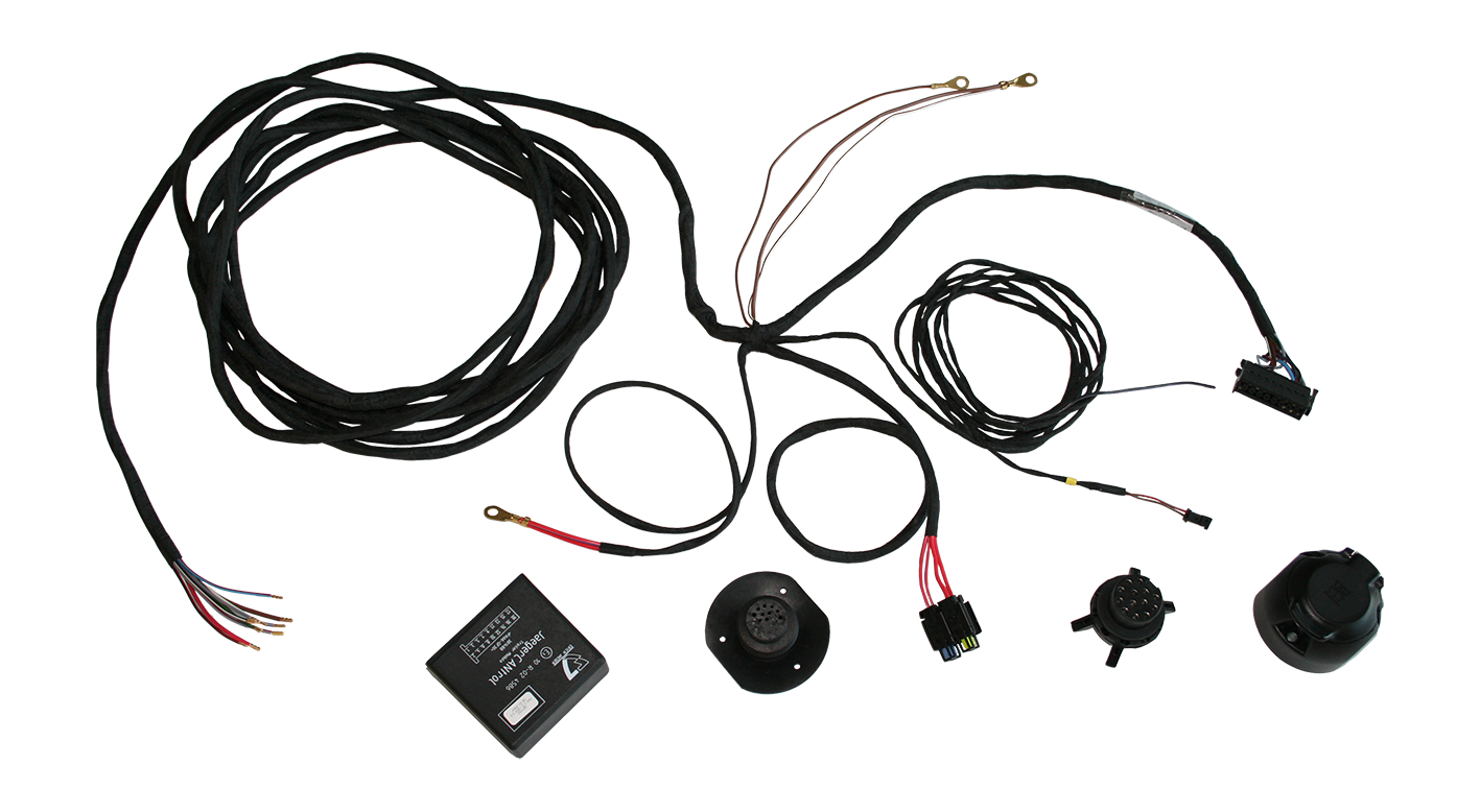 13-pin wiring harness kit by Erich Jaeger